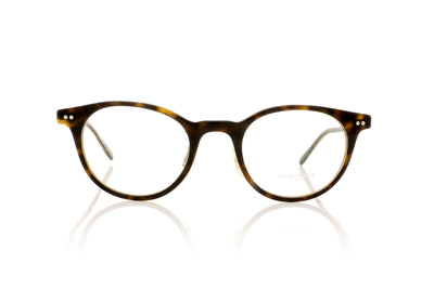 Oliver Peoples Elyo OV5383 1666 Havana Horn Glasses
