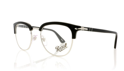 Persol 3105-V-M 95 Black Glasses at OCO