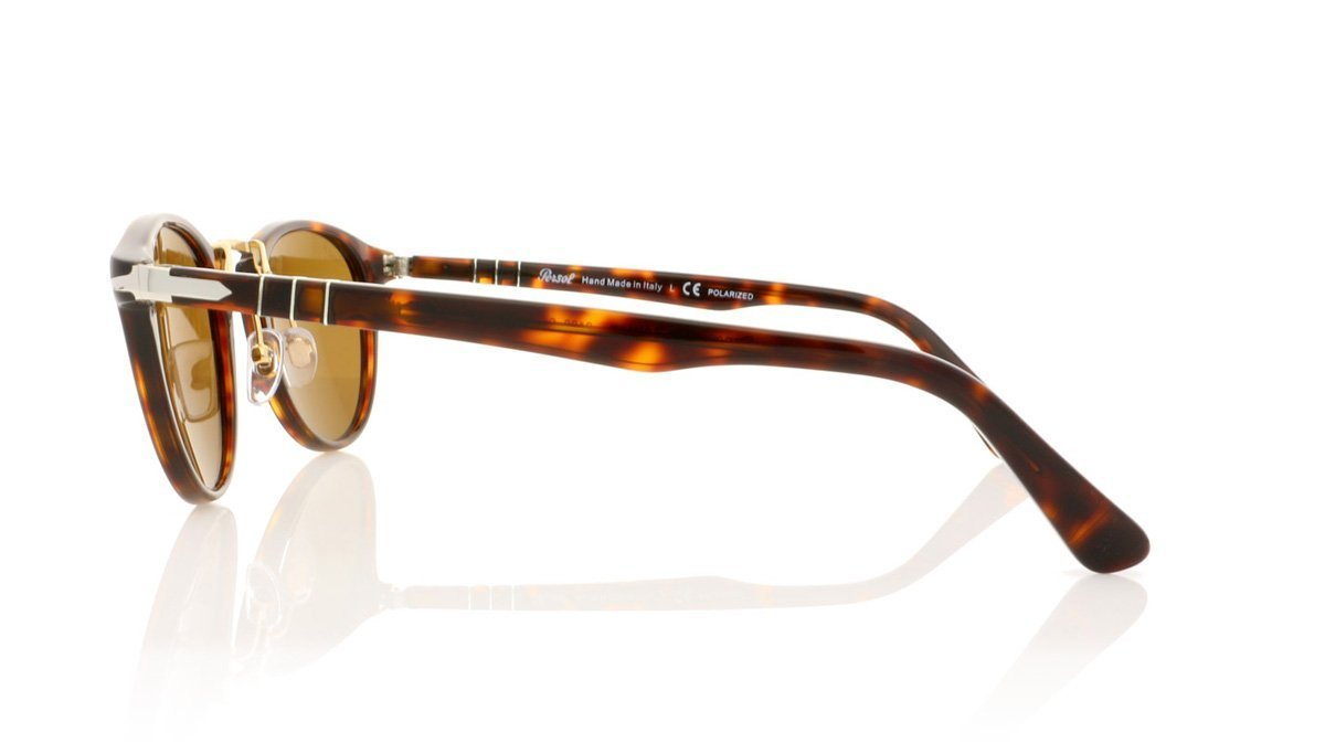 aaf5bd7c82 Persol Typewriter Edition 3108-S 24 57 Hav Sunglasses at OCO