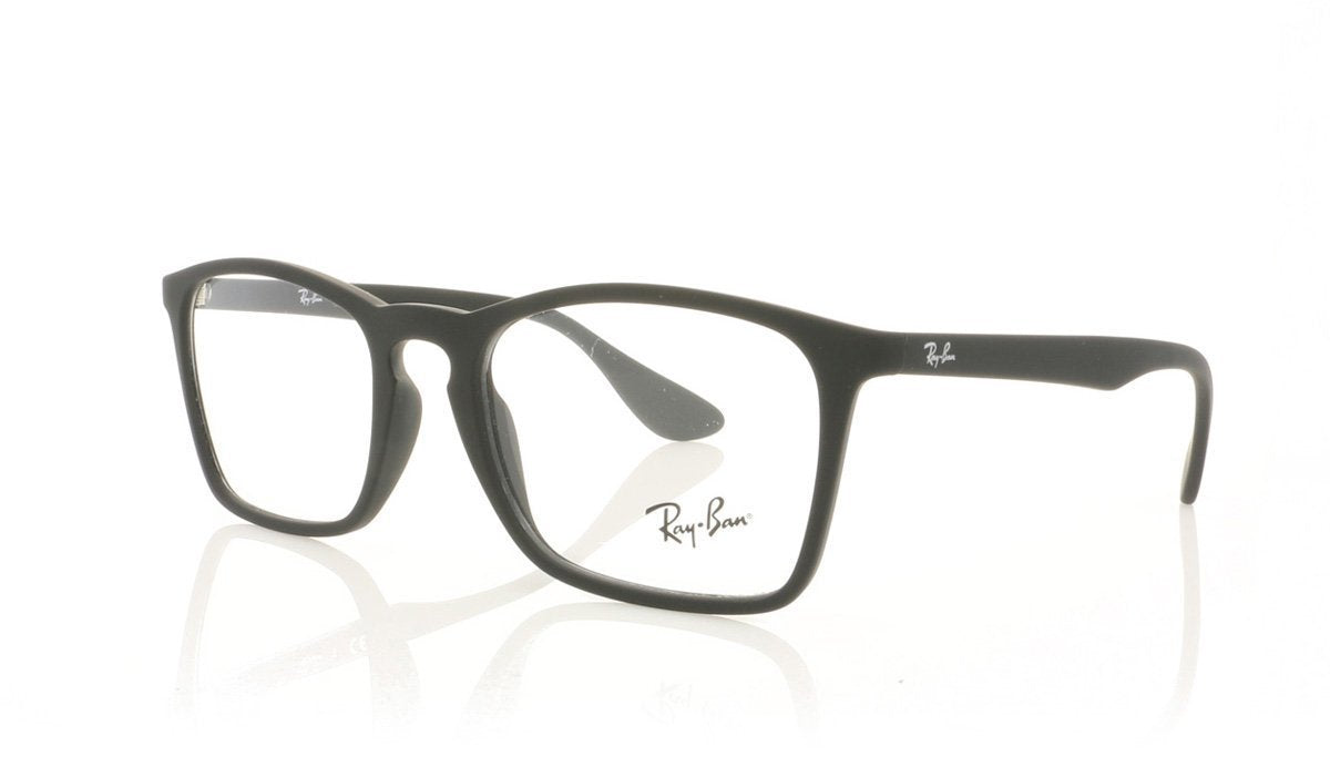 f8f6545a808 Ray-Ban RB7045 5364 Rubber Black Glasses at OCO