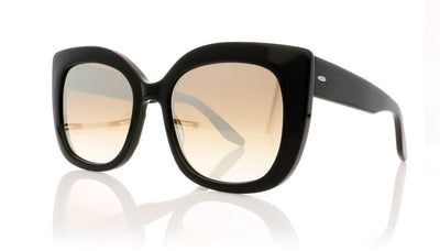 Barton Perreira Olina BLA/GOM Black Sunglasses at OCO