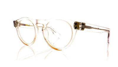 Bold London Brushfield 3 Crystal clear Glasses at OCO