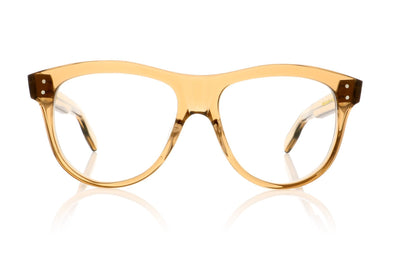 Bold London Fournier 2 Translucent brown Glasses at OCO