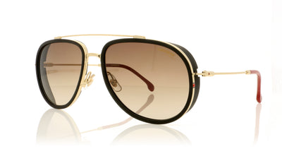 Carrera 166/S Y11HA Gold Red Sunglasses