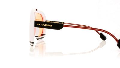 Carrera SKI-LL 4NLW9 White Sunglasses