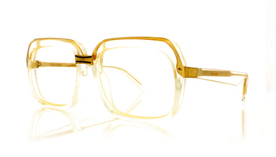 Céline CL40050U 022 Gold Transparent Sunglasses at OCO