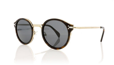 Céline Joe CL41082/S ANT Dark Havana Gold Sunglasses at OCO