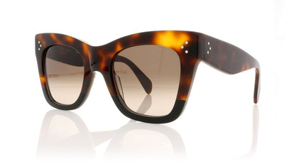 Céline Catherine CL41090/S AEA Havana Sunglasses at OCO
