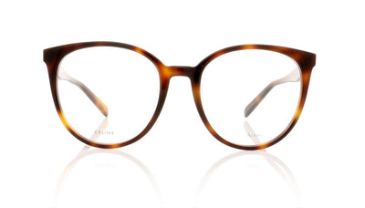 Céline Thin Mary CL41348 O5L Havana Glasses at OCO