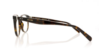 Céline Thin Mary Small CL41349 086 Dark havana Glasses at OCO