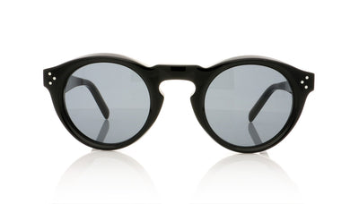 Céline Bevel Round CL41370/S 807 Black Sunglasses