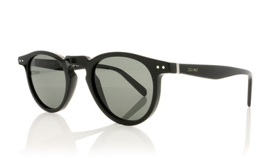 Céline Thin Charlie CL41401/S 807 Black Sunglasses