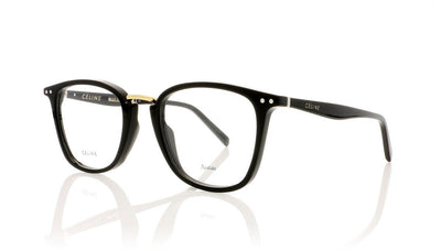 Céline Thin Liam CL41419 807 Black Glasses at OCO