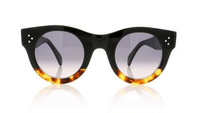 Céline Alia CL41425/S FU5 Black Sunglasses at OCO