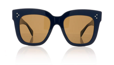 Céline Kim CL41444/S 07G Blue Sunglasses at OCO