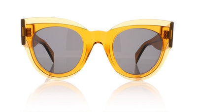Céline Petra CL41447/S L7Q Orange Sunglasses at OCO