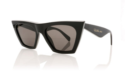 Céline Edge CL41468/S 807 Black Sunglasses at OCO
