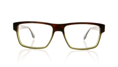 Claire Goldsmith Cole 4 Tort Green Glasses at OCO