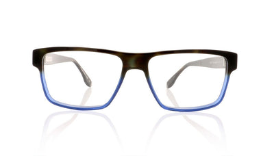 Claire Goldsmith Cole 5 Tort Blu Glasses at OCO