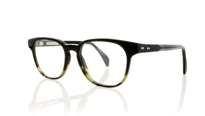 Claire Goldsmith Foster 6 Camo Tortoise Glasses at OCO