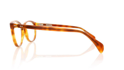 Claire Goldsmith Goldie 2 Honey Tort Glasses at OCO