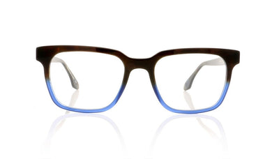 Claire Goldsmith Hudson 1 Tortoise Blue Glasses at OCO