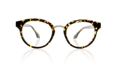 Claire Goldsmith Rixon 2 Speckle Glasses at OCO