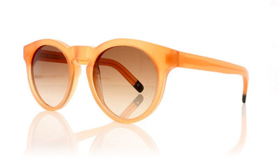 Dick Moby LHR 12T Apricot Sunglasses at OCO