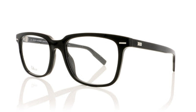 Dior Homme Blacktie 223 807 Black Glasses