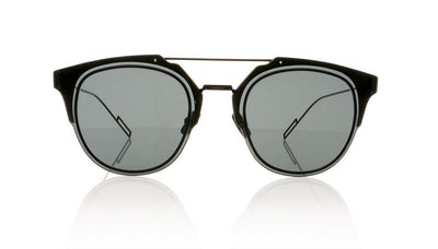 Dior Homme Composit1.0 0062K Black Sunglasses at OCO