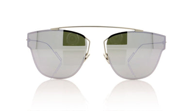 Dior Homme DIOR0204S 011 Matte Palladium Sunglasses at OCO
