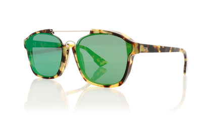 Dior Abstract 00F Spotted Havana Sunglasses
