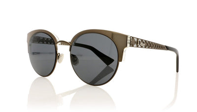 Dior Amamini 807 Black Sunglasses at OCO