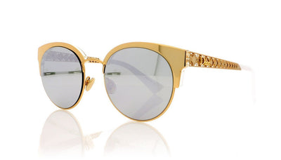 Dior Amamini J5G Gold Sunglasses at OCO