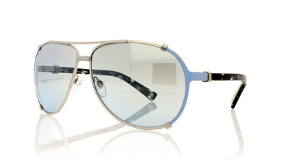 Dior Chicago 2 Chicago2 HFP 66 Silver Sunglasses at OCO