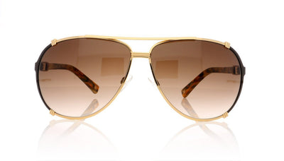 Dior Chicago 2 Chicago2 UPX JS Rose Gold Sunglasses at OCO