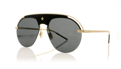 Dior DIO(R)EVOLUTION 2M22K Black Gold Sunglasses