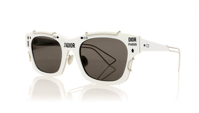 Dior J'Adior 0BK White Sunglasses at OCO