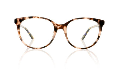 Dior Montaigne 16 2A0 Pink Havana Glasses at OCO