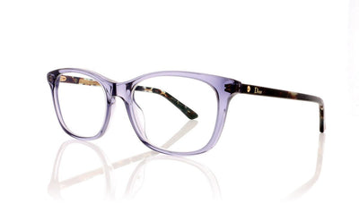 Dior Montaigne 18 2A7 Blue Havana Glasses at OCO