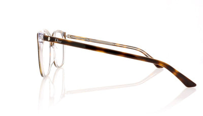 Dior Montaigne 26 U61 Havana Glasses at OCO