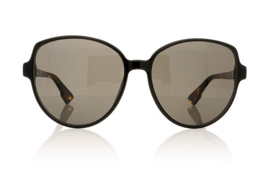Dior Onde2 TA0 Black Sunglasses at OCO