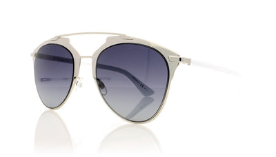 Dior Reflected 85LHD Palladium Sunglasses at OCO