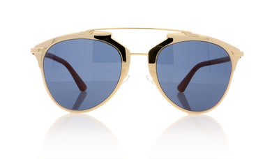 Dior Reflected TUZ Rose Gold Sunglasses at OCO