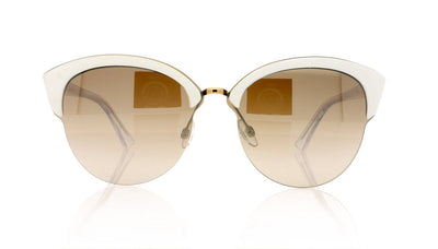Dior Run BJL Gold Sunglasses at OCO