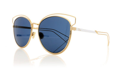 Dior Sideral 2 J9H Rose Gold Sunglasses at OCO