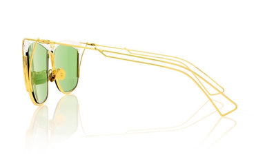 Dior So Electric 266/DJ2 White Sunglasses at OCO