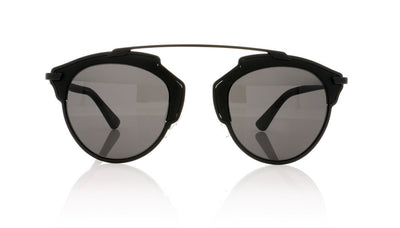 Dior SoReal RLS Matte Black Split Sunglasses at OCO