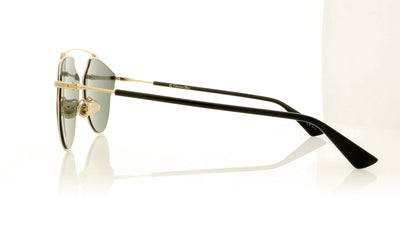 Dior SOREALPOP RHLDC Gold Blck Sunglasses at OCO