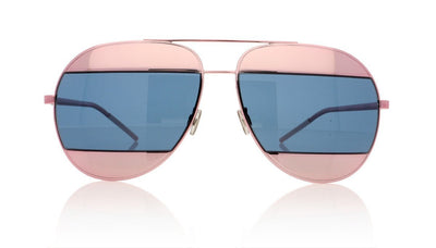 Dior Split1 02T Pink Sunglasses at OCO
